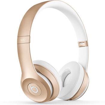 Beats Solo2 Wireless 头戴式耳机 - 金色