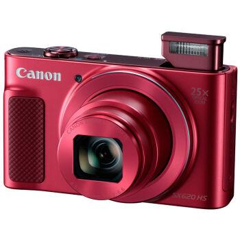 佳能(Canon)IXUS 190 数码相机 红色
