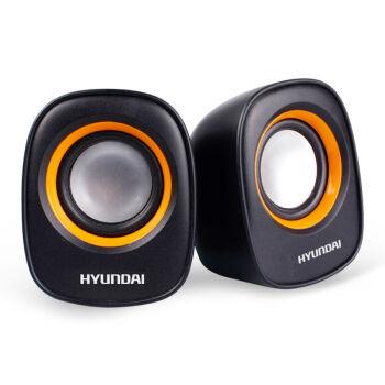 舒跑(ROVKING)RV-202 2.0声道 迷你USB电脑音箱